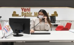 Yenişehir Belediyesi 7/24 hizmet veriyor