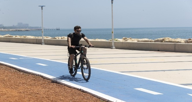 Viranşehir-Tren Garı arasına bisiklet yolu yapılıyor