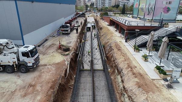 MESKİ, kente toplam 210 milyon 438 bin liralık altyapı yatırımı yaptı