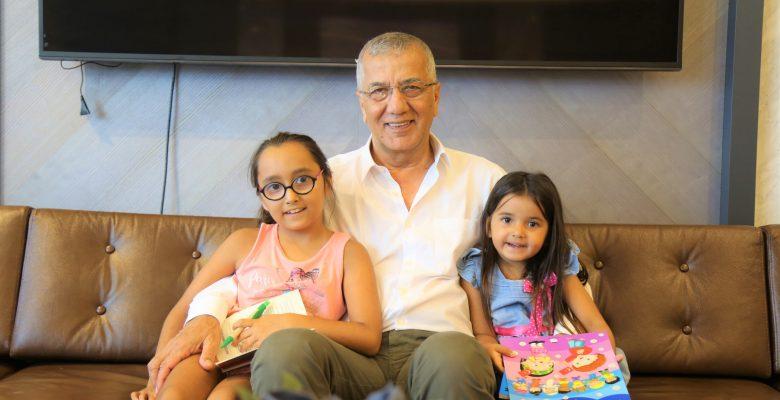 Başkan Tarhan'dan  bayram kutlaması