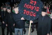 """""""21 Mayıs Soykırımdır – Sürgündür"""""""