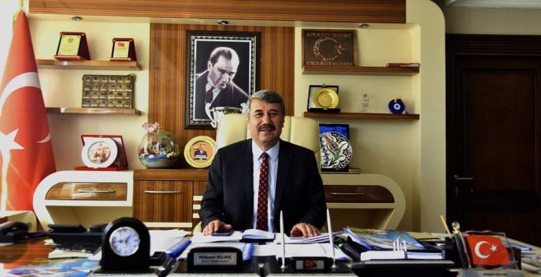 Başkan Kılınç'ın testi pozitif çıktı