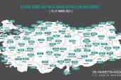 Mersin'de vaka sayısı 100 Binde 33.55'e düştü