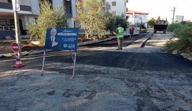 Akdeniz Belediyesi çalışmalarına hız verdi