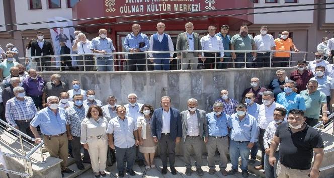 Başkan Seçer, Gülnar ve Silifke ilçelerinde halkla bir araya geldi
