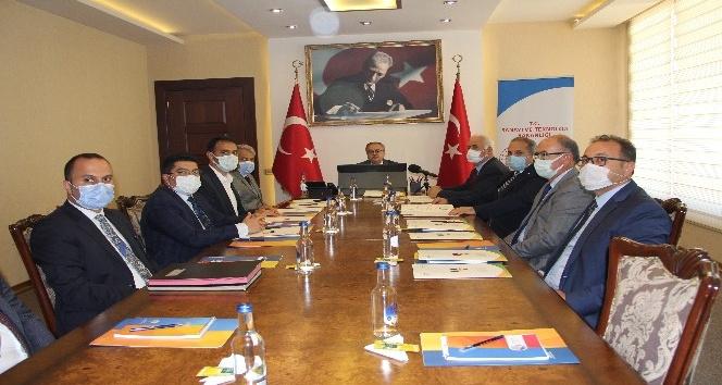 Mersin'de 3 proje için imzalar atıldı