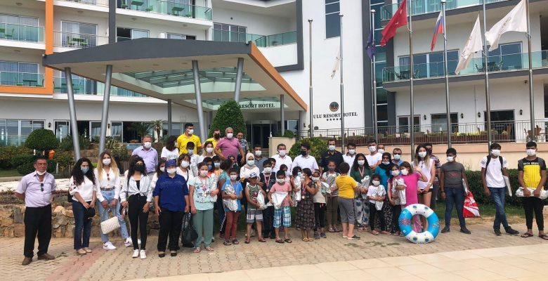 Ulu Resort Hotel'den, çocuklara unutulmaz bir gün