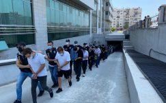 Bahis operasyonunda 35 kişi tutuklandı