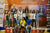 Erdemli Belediyespor Kulübü Taekwondo Takımından büyük başarı