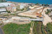 Lamos Köprüsü bitmek üzere