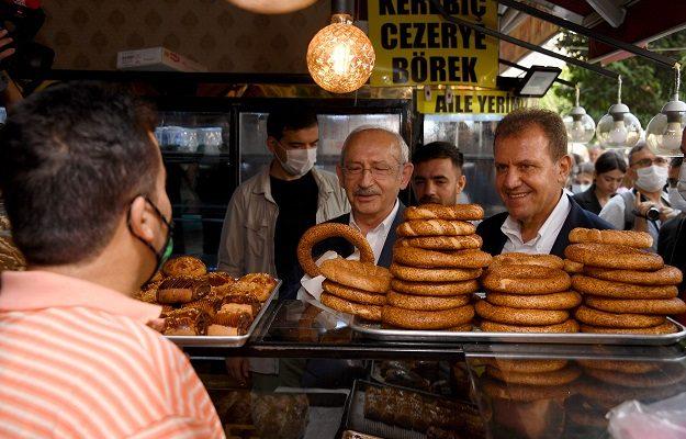 CHP Lideri Kılıçdaroğlu, Mersin'de