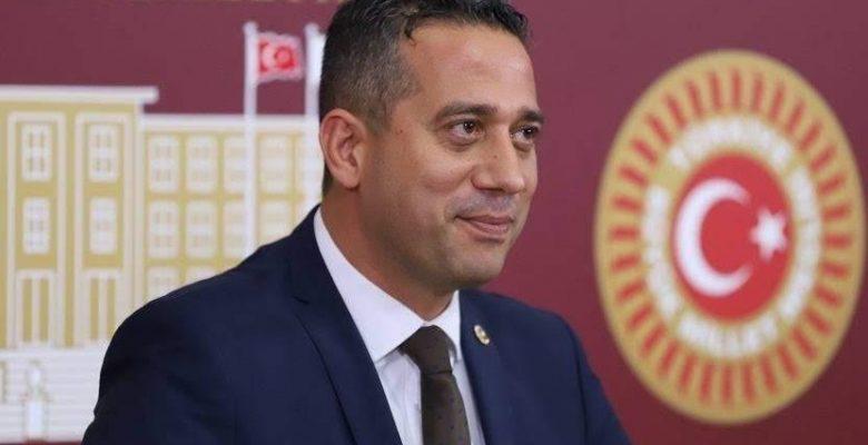 CHP'li Başarır, İl Sağlık Müdürlüğündeki İddialarla İlgili Önerge Verdi
