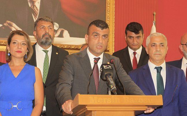Yeni Baro Başkanı Özdemir, Görevine Başladı