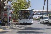 Elektrikli otobüsler deneme sürüşünde