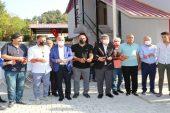 Toroslar Belediyesi Çok Amaçlı Kültür Sanat ve Taziye Evinin açılışı yapıldı