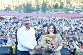 Abanoz Yaylası Halk Pazarı Hizmete Açıldı