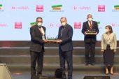 Cumhurbaşkanı Erdoğan'dan, Toroslar Belediyesi'ne Ödül
