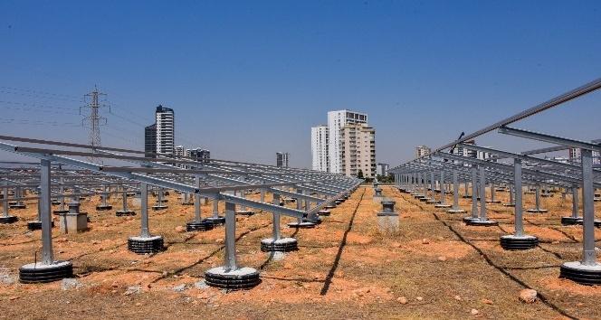 İçmesuyu depolarının enerji ihtiyacı güneş enerjisinden karşılanacak