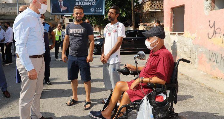 Mersin kent merkezinde dönüşüm başladı