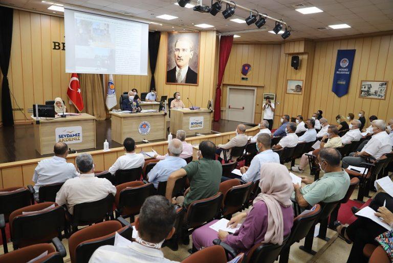 """Başkan Gültak'tan mahalle sakinlerine mektup: """"Asıl sorumlu Büyükşehir Belediyesi ve MESKİ'dir"""""""