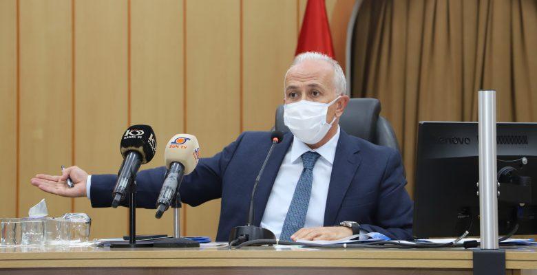 Başkan Gültak, Planlarla ilgili vatandaşların mağdur olduğunu söyledi
