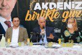 Başkan Gültak, Camişerif Mahallesini Ziyaret Etti