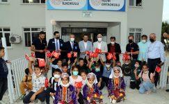 Iğdır İlkokulu Ve Ortaokulu Yenilendi