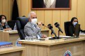 Akdeniz Belediye Meclisi Ekim Ayı Toplantısını Yaptı
