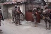 Mersin'de 58 terör şüphelisi yakalandı